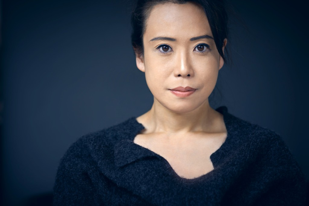 Pianist Maki Namekawa by Wolfgang Winkler