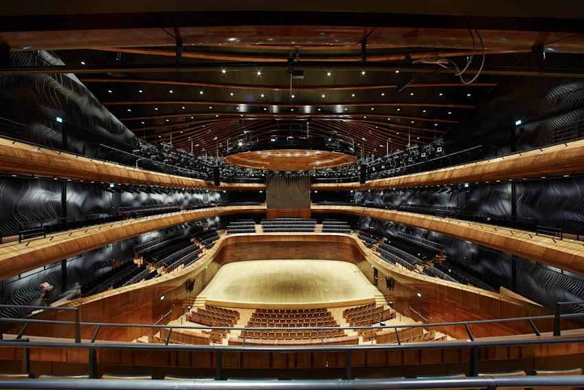 New Concert Hall Brno – Janáček Cultural Centre